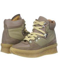 000ba2af385 Shellys London - Tristen (beige) Women s Wedge Shoes - Lyst