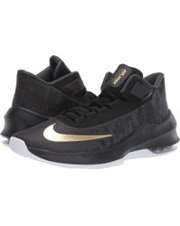 timeless design c0975 ce818 Nike - Air Max Infuriate 2 Mid (anthracite metallic Gold black white