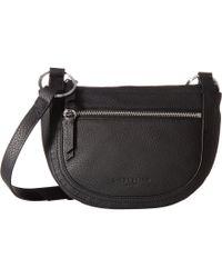 Liebeskind - Crossbody S - Millen (black) Cross Body Handbags - Lyst