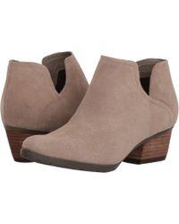 Blondo - Victoria Waterproof (black Nubuck) Women's Shoes - Lyst