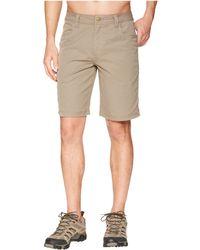 Toad&Co - Rover Shorts (dark Chino) Men's Shorts - Lyst