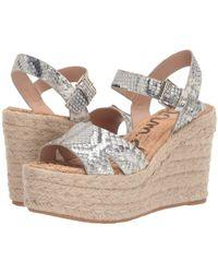 e53c8f298b6 Sam Edelman - Maura (natural Buff Heavy Texas Veg Leather) Women s Shoes -  Lyst