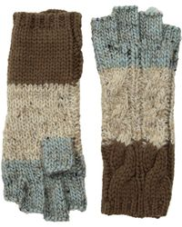 San Diego Hat Company - Kng3459 Fingerless Gloves (tan) Dress Gloves - Lyst