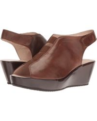Spring Step - Connie (brown) Women's Shoes - Lyst