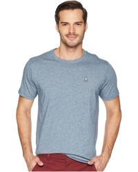 Psycho Bunny - Classic Crew Neck T-shirt (botanical) Men's T Shirt - Lyst