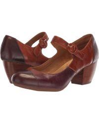 Comfortiva - Alora (black Multi Kid Suede/montana/new Castle) Women's Shoes - Lyst