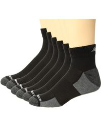 New Balance - Performance Training Ankle Socks 6-pair Pack - Lyst