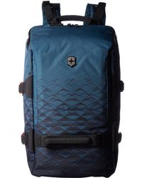Victorinox - Vx Touring Utility Backpack (dark Teal) Backpack Bags - Lyst
