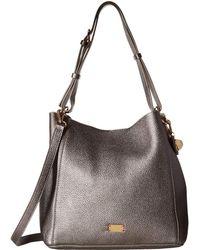 Frances Valentine - Medium June Hobo (bottle Green) Hobo Handbags - Lyst