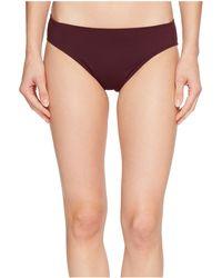 Lauren by Ralph Lauren - Beach Club Solids Solid Hipster Bottoms - Lyst