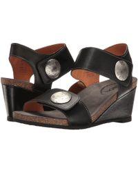 Taos Footwear - Carousel 2 (graphite) Women's Shoes - Lyst
