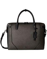 Tumi - Stanton Irina Brief (earl Grey) Handbags - Lyst