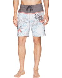 Vans - Peace Out Floral Boardshorts - Lyst