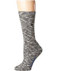 Birkenstock - Sock With Slub - Lyst
