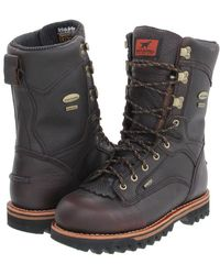 Irish Setter - Elk Tracker Gore-tex(r) 12 860 (brown Worn Saddle Leather) Men's Waterproof Boots - Lyst