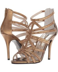 Caparros - Oh-my (silver Metallic) Women's Shoes - Lyst