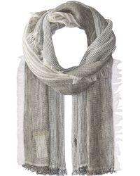 Polo Ralph Lauren - Classic Linen Stripe Scarf - Lyst
