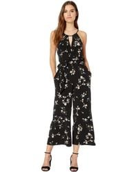 a1b1ba4f1186 STATE - Floral Belle Crossover Front Jumpsuit - Lyst