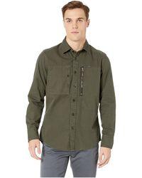 G-Star RAW - Powel Slim Shirt Long Sleeve (dark Black) Men's Clothing - Lyst