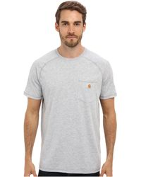Carhartt - Force Cotton S/s T-shirt - Lyst