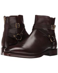 Frye - Weston Cross Strap - Lyst