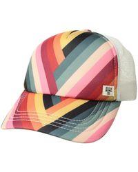 893c8516a5ff7 ... low price billabong heritage mashup hat lyst 54762 b5535