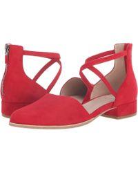 Eileen Fisher - Lyton (fire Suede) Women's Shoes - Lyst