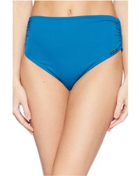 Vince Camuto - Shore Shades Convertible High-waist Bikini Bottom (fig) Women's Swimwear - Lyst