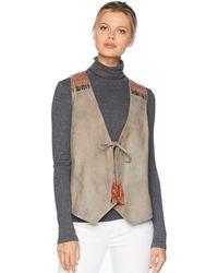 Double D Ranchwear - Caravan Vest (wild Yak) Women's Vest - Lyst
