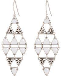 Brighton - Lanakai French Wire Earrings - Lyst