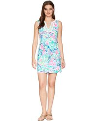 Lilly Pulitzer - Harper Dress (multi Salt In The Air) Women's Dress - Lyst
