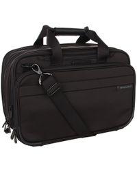 Briggs & Riley - Baseline - Expandable Cabin Bag (black) Tote Handbags - Lyst
