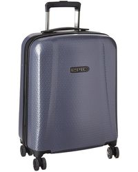 EPIC Travelgear - Gto 4.0 22 Trolley (graphite Blue) Luggage - Lyst