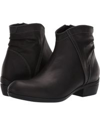 Wolky - Winchester Wp (black) Women's Shoes - Lyst