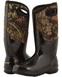 Bogs - Classic Camo (mossy Oak) Women's Boots - Lyst
