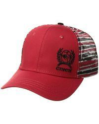 d379bbba2b0 Cinch - Snapback Mesh Trucker Hat - Lyst