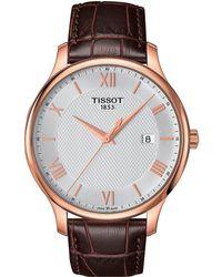 Tissot - Tradition - T0636103603800 - Lyst