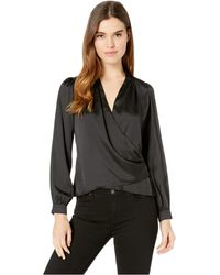 Astr - Janice Top (ivory) Women's Clothing - Lyst