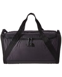 The North Face - Homestead Snackle Box (weathered Black Ripstop/tnf Black) Duffel Bags - Lyst