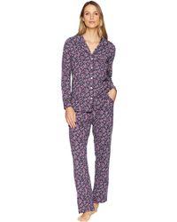 Carole Hochman - Long Sleeve Pajama Set (large Red Floral) Women s Pajama  Sets - 6e8917e0b