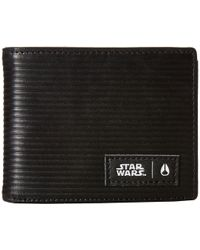 Nixon - The Arc Bi-fold Wallet - The Star Wars Collection - Lyst