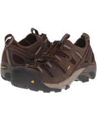 Keen Utility - Atlanta Cool Esd Soft Toe (cascade Brown/forest Night) Men's Industrial Shoes - Lyst