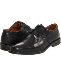 Josef Seibel - Douglas 05 (black) Men's Lace Up Casual Shoes - Lyst