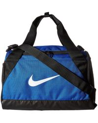 Nike - Brasilia Duffel Extra Small (university Red/black/white) Duffel Bags - Lyst