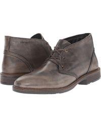 Naot - Pilot (desert Suede) Men's Boots - Lyst