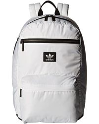 3b83d355897b adidas Originals - Originals National Plus Backpack (icey Pink) Backpack  Bags - Lyst