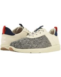 TOMS - Cabrillo (pine Suede) Men's Lace Up Casual Shoes - Lyst