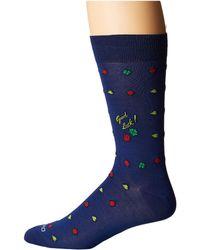 Etro - Lucky Socks - Lyst