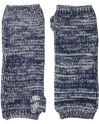 San Diego Hat Company - Kng3541 Fingerless Marl Longer Gloves - Lyst