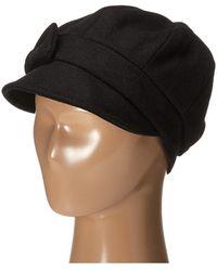 San Diego Hat Company - Sdh3404 Wool Cap With Self Fabric Bow - Lyst